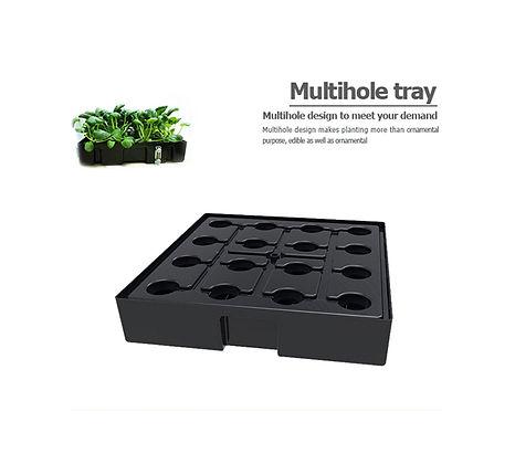 OwnGrown Indoor Garde Multihole Tray