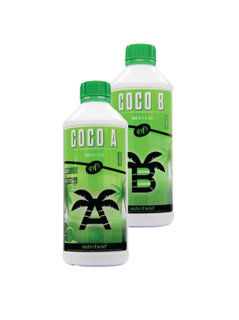 Nutrifield Coco A&B Vertical Hydroponic Nutrients