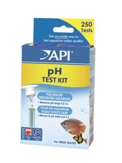 pH Test Kit - API