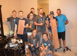 nCino sends regular volunteer groups