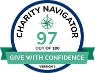 WARM rates 97/100 on Charity navigator - Use this rating to find and support nonprofits that align with your passions and values