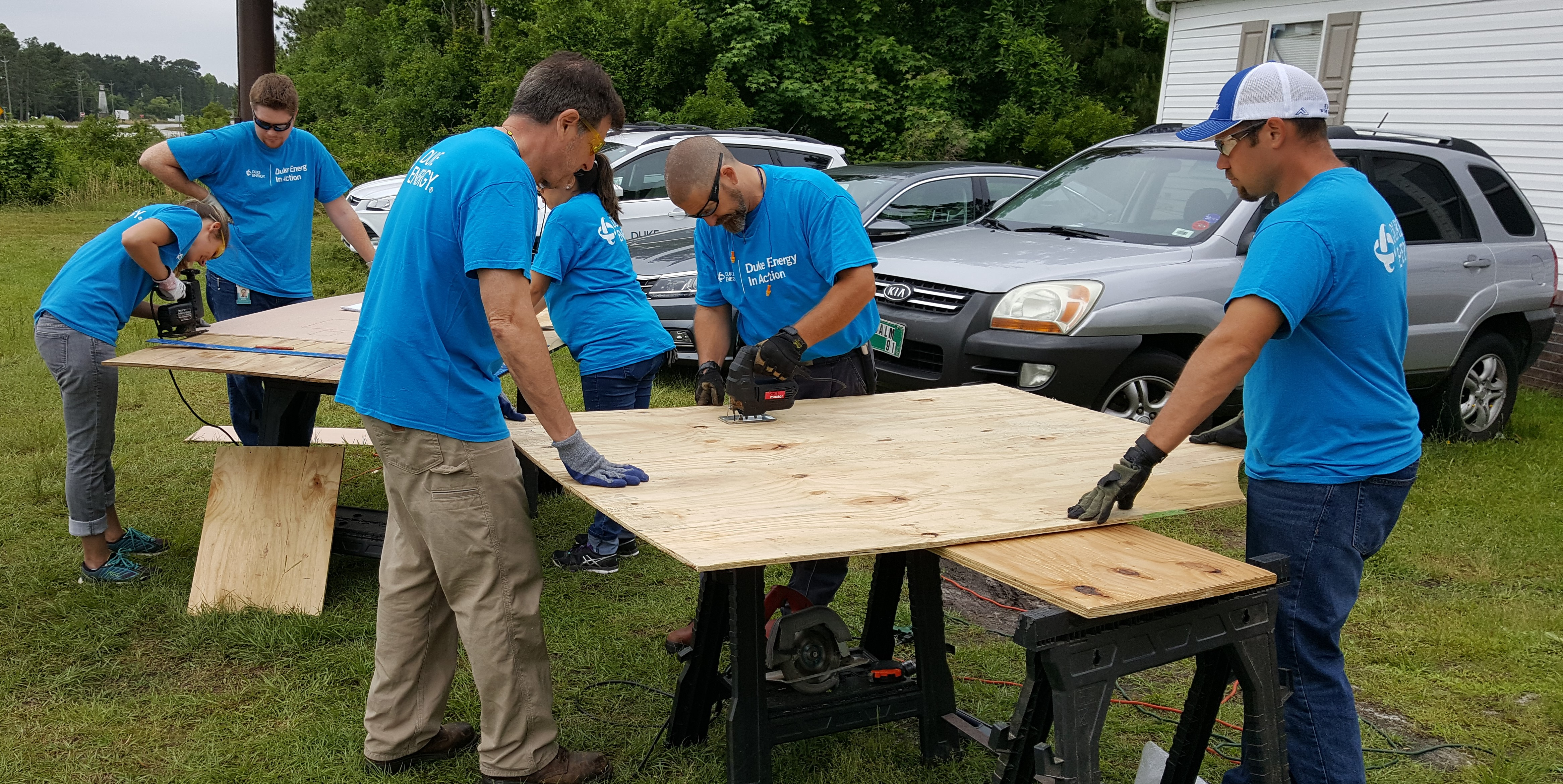 Duke Energy Volunteers