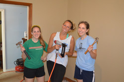 Girls with Power Tools!