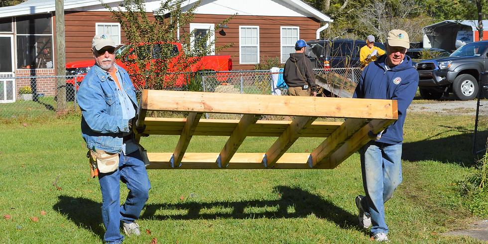 Weekday Construction Volunteer