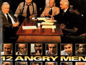 """Projekcija filma """"12 gnevnih ljudi"""""""