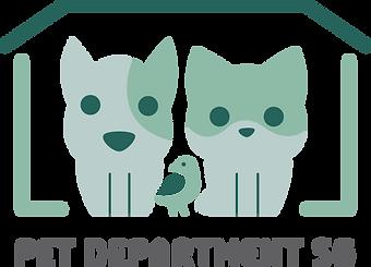 Pet Department SG_Logo Signature_Transpa