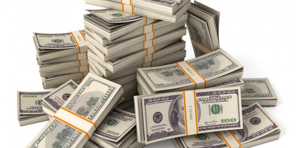 $10,000 CASH Raffle