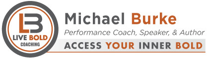 LIVE BOLD with Michael Burke