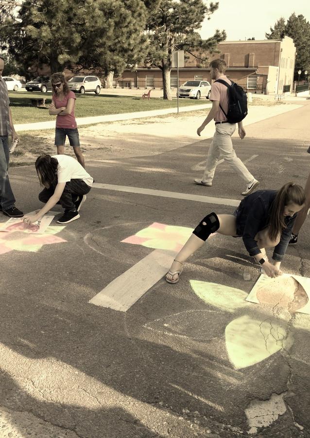 Pop Up Crosswalk Design (2018)