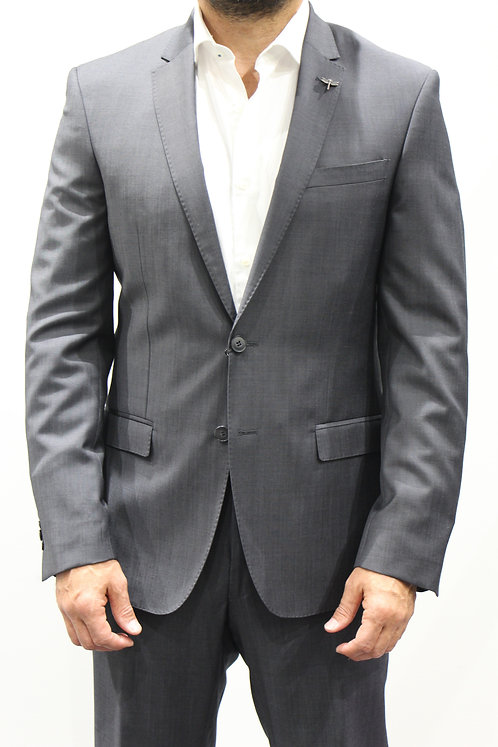 Gibson charcoal wool suit