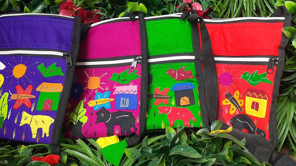 Pipli Applique - Sling Bag