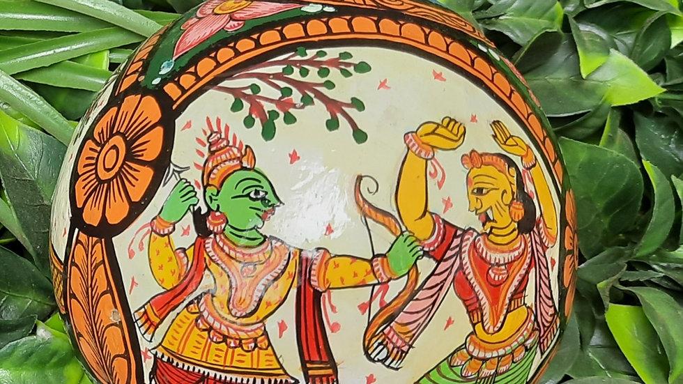 Pattachitra Coconut - Story Design
