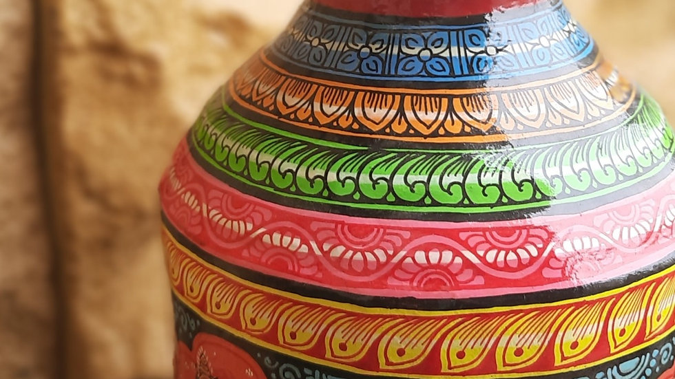 Pattachitra Pot
