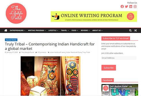 https://tanyamunshi.com/entrepreneurs/success-stories/truly-tribal-contemporising-indian-handicraft-for-a-global-market/?fbclid=IwAR3NssGS-oEtMazEjEdpg8TOtFt2K4l584YH4IKQNbV826iUPfhm6QoBaso