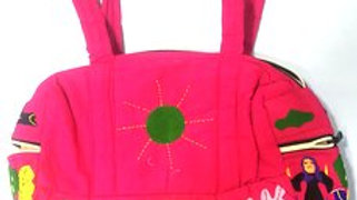 Pipli Applique - Vanity Bag
