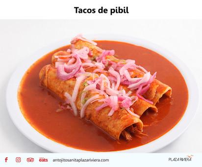 Tacos de pibil