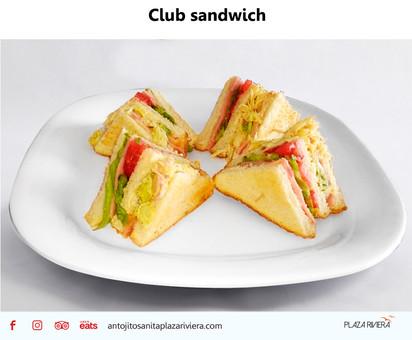 Club sandwiich