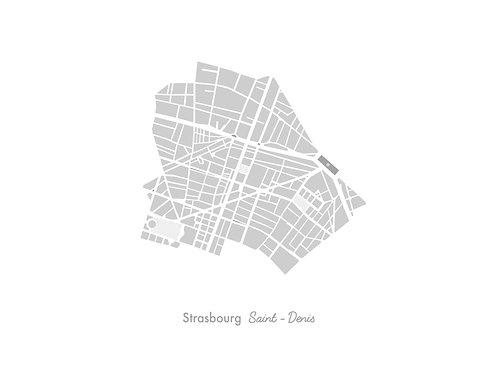 STRASBOURG SAINT-DENIS