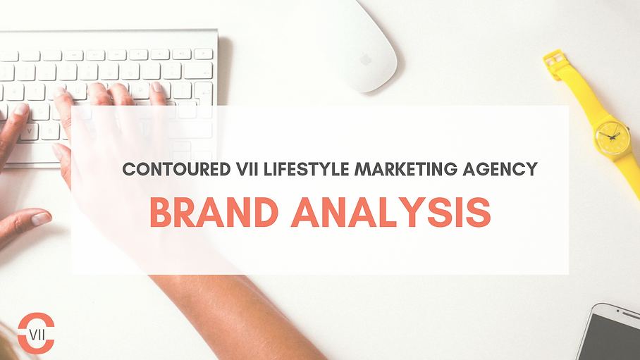 CONTOURED VII LIFESTYLE MARKETING AGENCY