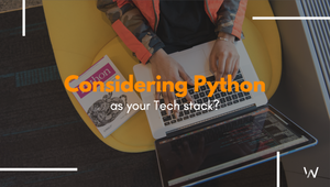 Python as Tech stack
