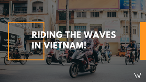 Riding the Waves in Vietnam