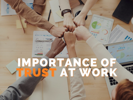 Importance of Trust at Work