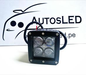 Catalogos autosled barras led osram 4x4 luces de for Catalogo osram led