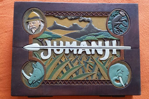 Jumanji Board (With LED Electronics)