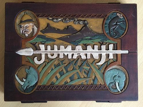 Jumanji Board + LCD Video (Not Installed)