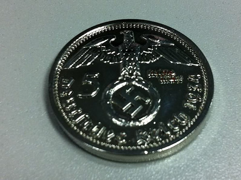 X-Men First Class Magneto Nazi Coin Prop Replica