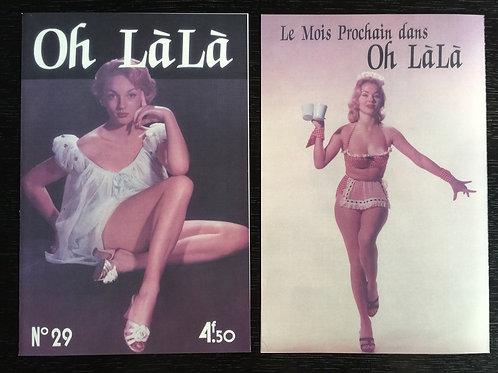 BTTF2 - Oh La La Magazine Cover