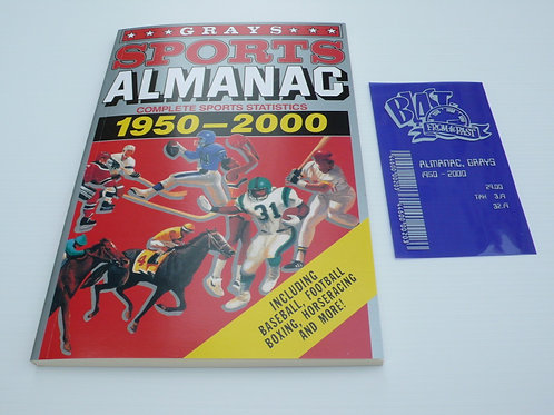 Gray Sports Almanac
