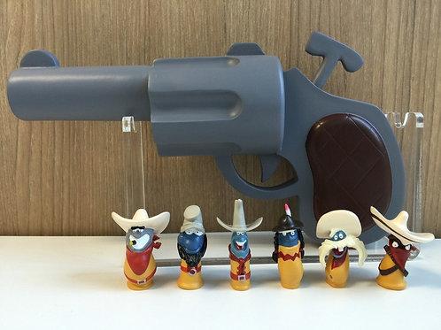Who Framed Roger Rabbit Dum-Dum Gun & Bullets