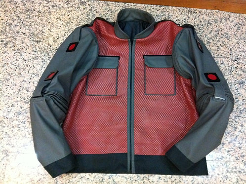 Back to the Future Jacket (Size: XL)