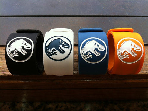 Jurassic World Bracelet Scan Band - Set of 4