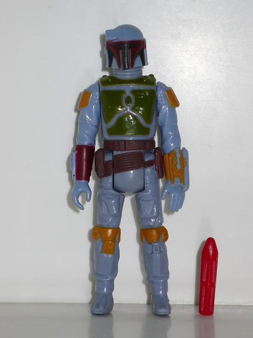Custom J-Slot Rocket Firing Boba Fett