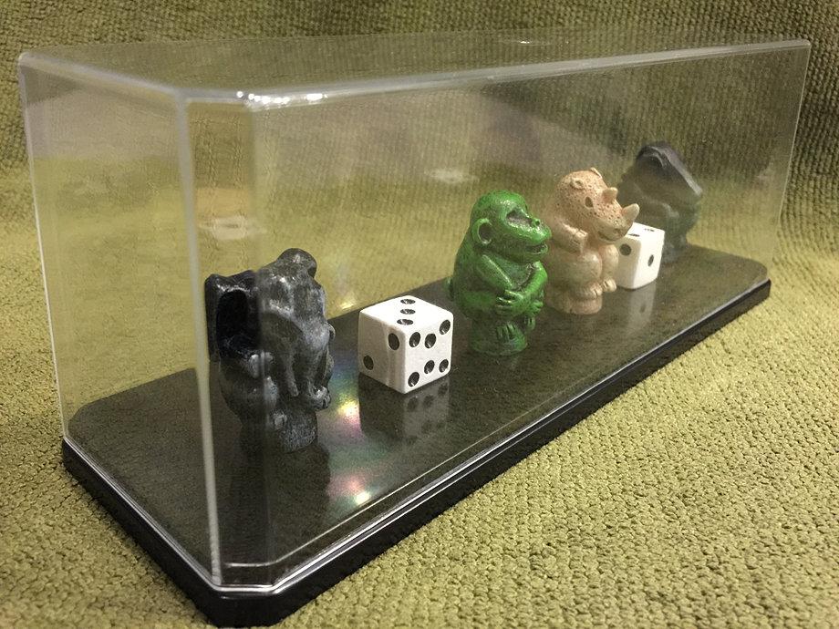 Jumanji Game Pieces And Tokens | Screen Accurate Replica