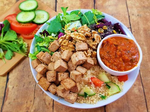 Tofu Energy Bowl