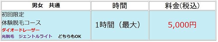 レーザー脱毛1H5000円.jpg