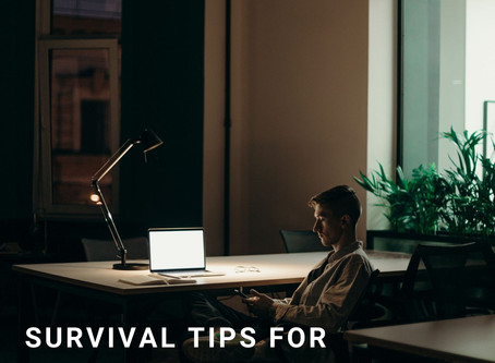 Survival Tips For Night Shift Freelancers