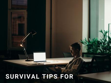 Survival Tips For Night Shift Freelancers