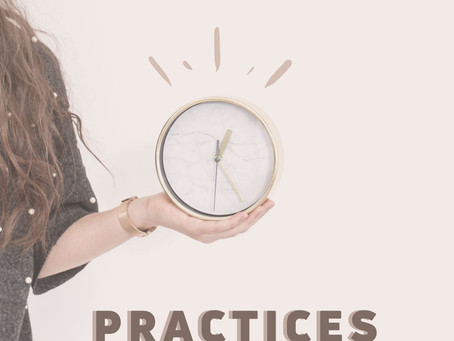 Time management practices