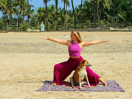 Confidence Through Yoga