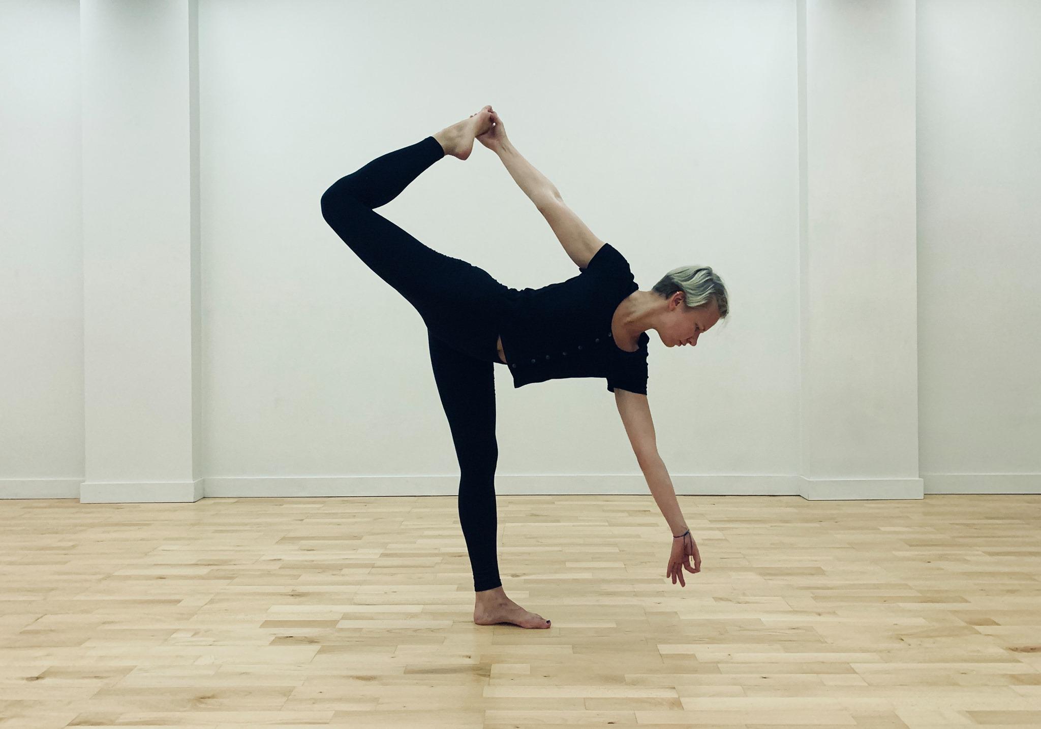 Igne Yoga Class