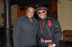 force mds hb premiere.Producer Director Frazier Prince and Kangol