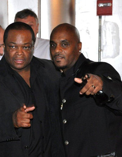 Producer Director Frazier Prince and Original  Force M.D.'s Stevie D