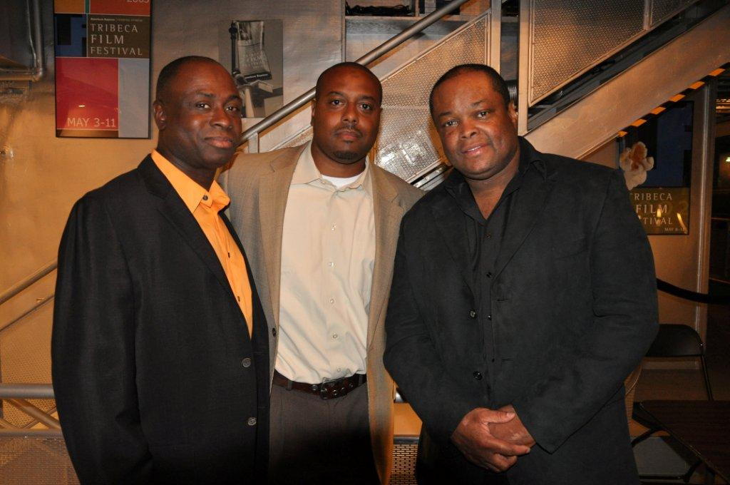 force mds hb premiere.Producer Director Frazier Prince w (1)