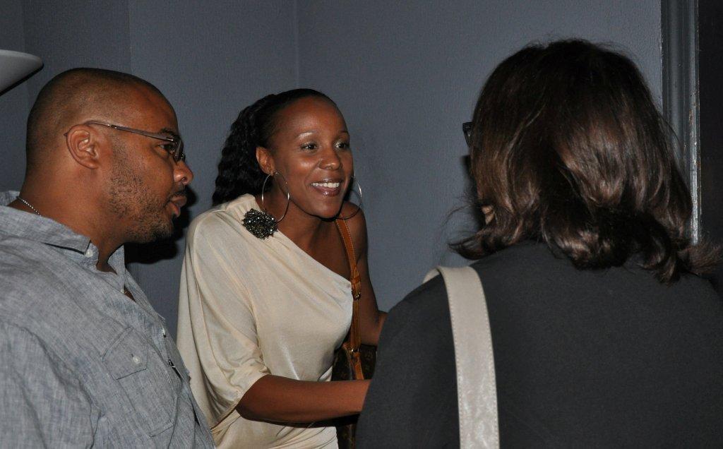 force mds hb premiere.SInger Recording artist  Charisse Rose