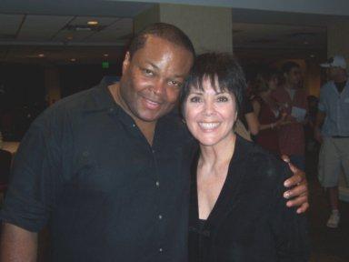 Producer Director Frazier Prince, Actress Joyce DeWitt
