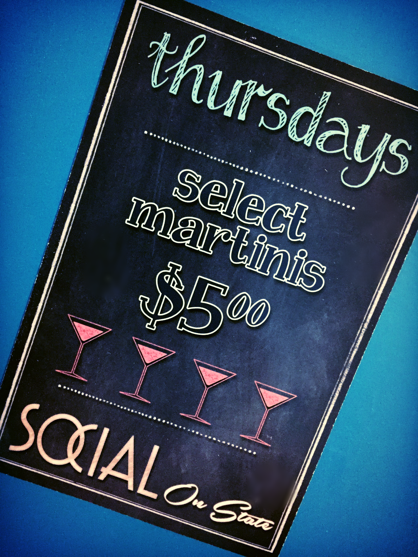 Thursday Social Hour